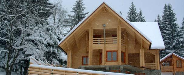Vendita online case prefabbricate in legno for Durata casa in legno
