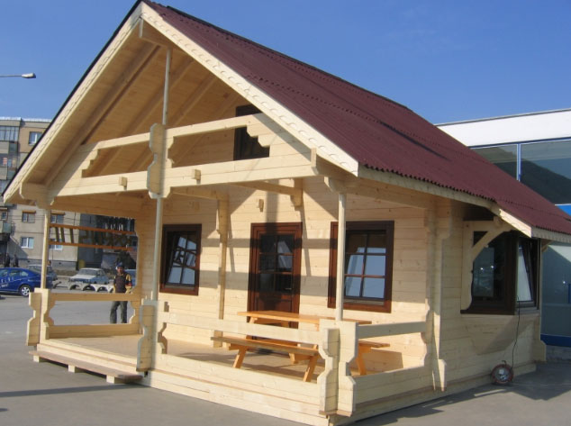 Vendita online case prefabbricate in legno for Case di legno prefabbricate