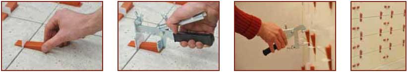 Raimondi pinza per distanziatori autolivellanti - Distanziatori per piastrelle autolivellanti ...