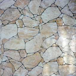 Pannelli in vetroresina finta pietra